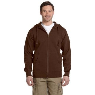 Men's Organic/Recycled Full-Zip Earth Hood (XL)