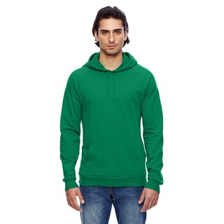 California Men's Fleece ie Kelly Green Pullover Hood