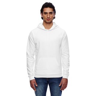 California Men's Fleece ie White Pullover Hood(XS, XL)