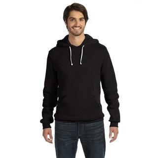 Challenger Men's Eco-Fleece Eco Black Pullover Hoodie (3 options available)