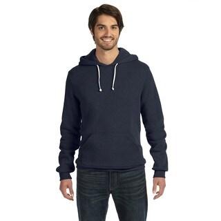 Challenger Men's Eco-Fleece Eco True Navy Pullover Hoodie