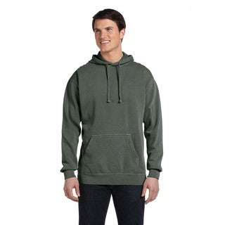 Men's Garment-Dyed Willow Pullover Hood