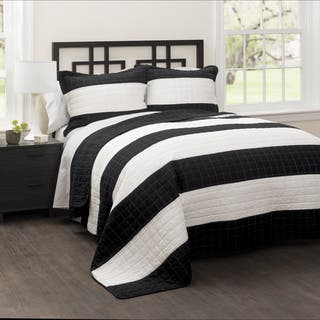 Black Quilts & Bedspreads For Less   Overstock.com : black and white quilt sets - Adamdwight.com