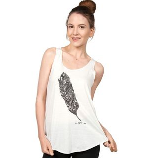 Silly Yeti Light As A Feather Tank Top (Thailand)