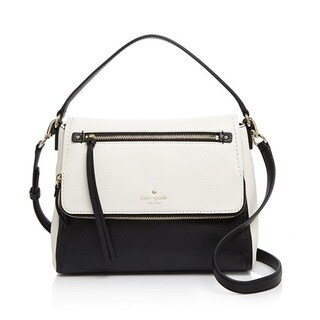 Kate Spade Cobble Hill Small Toddy - Cement/Black