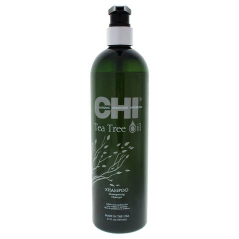 CHI Tea Tree Oil 25-ounce Shampoo