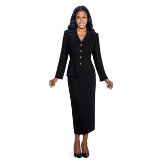 Giovanna Signature Women's Polyester 2-piece Skirt Suit (More options available)
