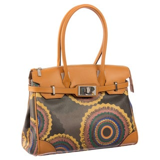 Ripani Time Medium Tote Handbag