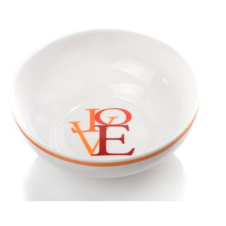 Impulse! Love Red Large Plate (Set of 4)