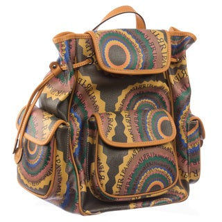 Ripani Time Signature Drawstring Backpack