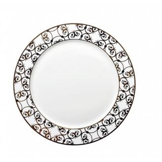 Impulse! Milano White Salad Plates (Set of 6)