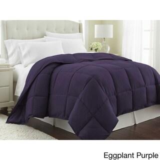 Southshore Fine Linens Down Alternative Comforter (Option: Full - Queen, Eggplant Purple)