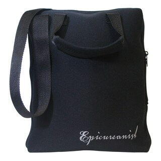 Epicureanist On-The-Go Wine Bottle Tote Bag-2 Bags