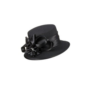 Giovanna Signature Women's Ribbon Flower Hat