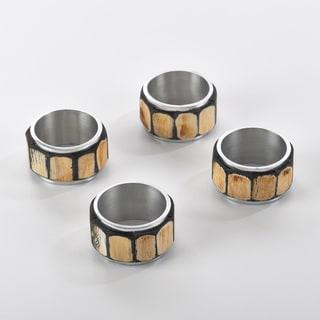 Menagere de fete Horn Napkin Ring (Set of 4)