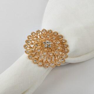 Napkin Ring Collection Starburst Napkin Ring (Set of 4)