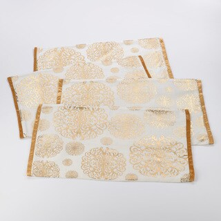 Beaded Medallion Placemat (Set of 4)
