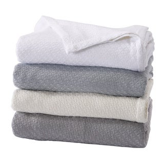 Home Fashion Designs Bellante Collection Premium 100-percent Egyptian Cotton Blanket
