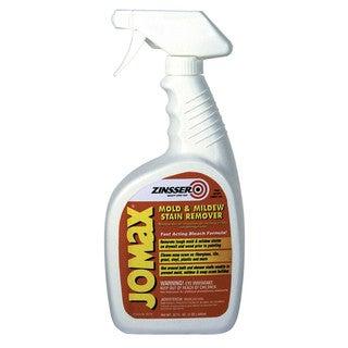 Zinsser 60118-QT 32 Oz Jomax Mold & Mildew Stain Remover