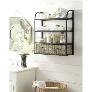 Windsor Storage Unit with 2 Baskets