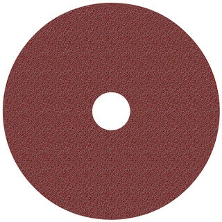 "Norton 01909/04708 5"" 50 Grit Aluminum Oxide Fiber Disc"