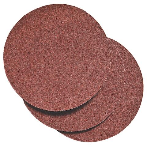 """Porter Cable 726001005 6"""" 100 Grit PSA Aluminum Oxide Disc 5-count"""