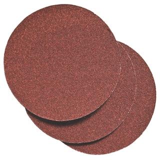 """Porter Cable 726001805 6"""" 180 Grit PSA Aluminum Oxide Disc 5-count"""