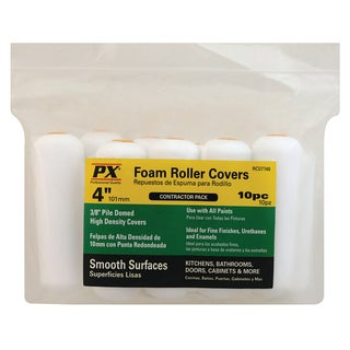 "Gam RC07748 4"" 10 Pack Foam Cover"