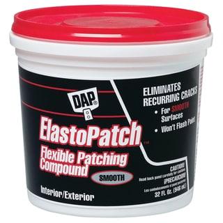 Dap 12278 1 Quart White Elastomeric Patch & Caulking Compound