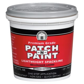 Dap 01611 1 Quart Paint 'N Patch