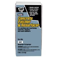 Dap 10466 5 Lb Concrete Patcher & Resurfacer