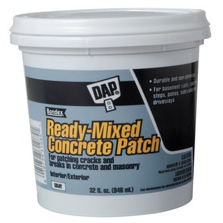 Dap 31084 1 Quart Concrete Patcher Interior & Exterior