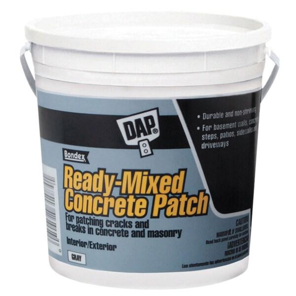 Dap 31090 1 Gallon Concrete Patcher Interior Amp Exterior