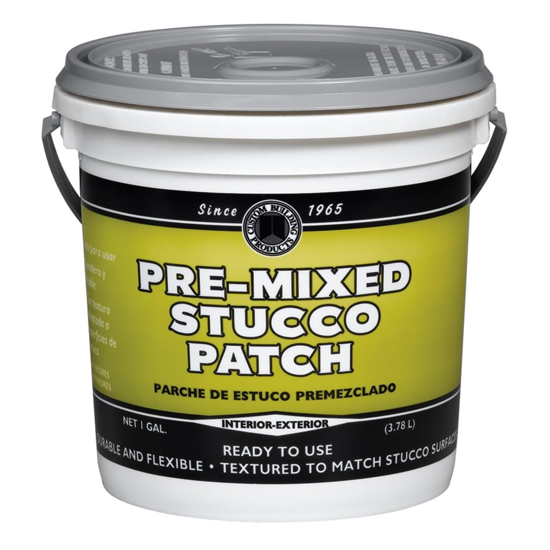 DAP 60817 1 Gallon Pre-Mixed Stucco Patch (Spackling & Pa...