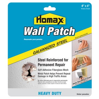 "Homax 5504 4"" X 4"" Wall Patch"