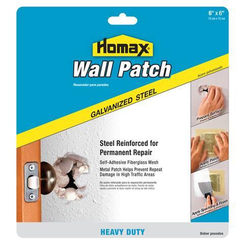 "Homax 5506 6"" X 6"" Wall Patch"