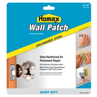 "Homax 5506 6"" X 6"" Wall Patch"