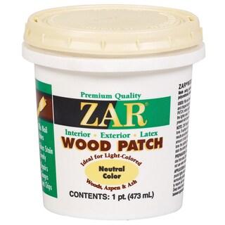 Zar 30911 1 Pint Neutral Zar Wood Patch
