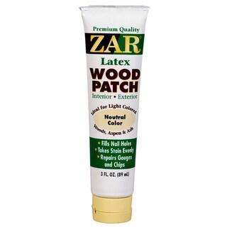Zar 30941 3 Oz Neutral Latex Wood Patch