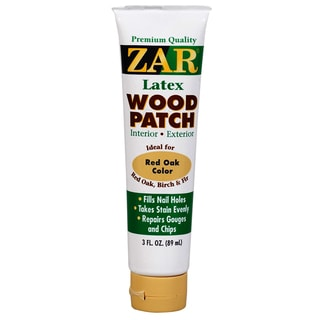 Zar 31041 3 Oz Red Oak Latex Wood Patch