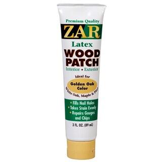 Zar 31441 3 Oz Golden Oak Latex Wood Patch