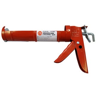 Gam CG00109 Stop Flow Smooth Rod Caulking Gun