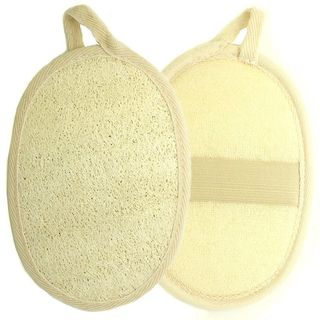 Kingsley Loofah Body Pad