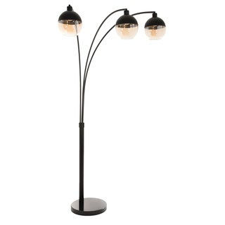 Orson 3-lite Arc Floor Lamp