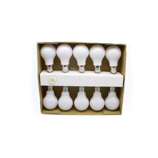 Alpine White 10-light String of Edison Bulbs