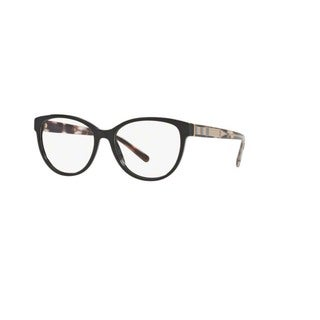 Burberry BE2229 3001 Black Phantos Eyeglasses with 52mm Lens