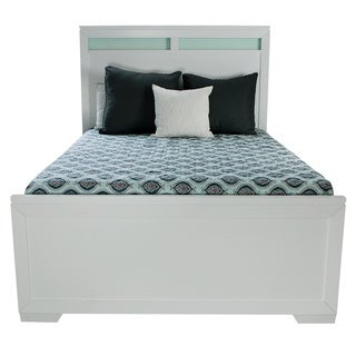 LYKE Home Wooden France King Bed