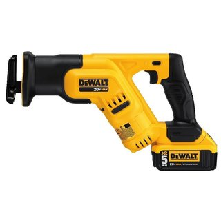 DEWALT DCS387P1 20-Volt MAX Lithium Ion Compact Reciprocating Saw Kit
