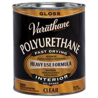 Varathane 242174H 1 Quart Clear Gloss Low VOC Polyurethane