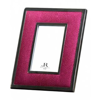 Impulse! Lugano Pink Leather Frame